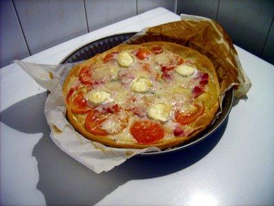 impression de la p 226 te 224 pizza